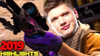 s1mple 2019 HIGHLIGHTS THE BEST CS:GO PLAYER?