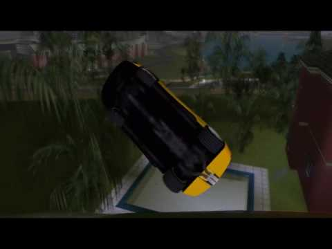 RealGta3 Stunts Movie