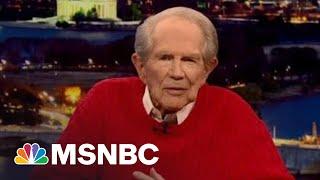 Pat Robertson Slams Policing In America | Morning Joe | MSNBC