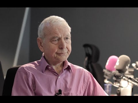 John Humphrys on God, the Today programme, and George Entwistle's resignation