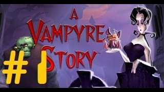 Let's Play - A Vampyre Story - 1