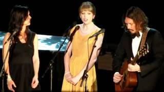 Taylor Swift Ft.The Civil Wars Safe and Sound Live