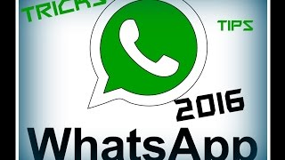 New WhatsApp Trick 2016 - How to Change your Friend's Profile Picture
