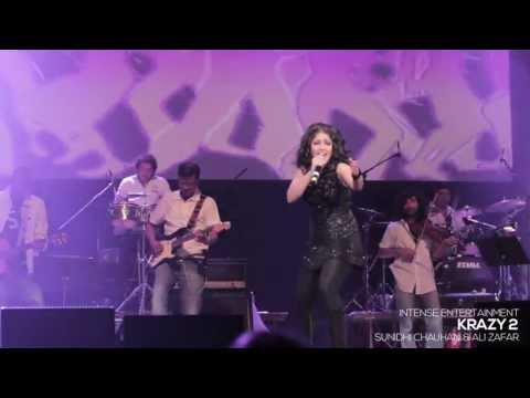 Intense Entertainment: Krazy 2 - Sunidhi Chauhan & Ali Zafar LIVE IN DC