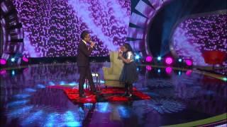 Ceria Popstar 3: Konsert Separuh Akhir - Adinda & Hazama (Mawarku)