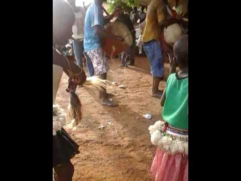 Northern region of ghana dance