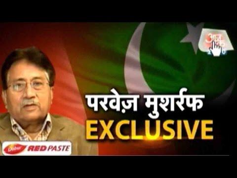 Exclusive: ISI Trains LeT, Jaish Terrorists, Says Pervez Musharraf