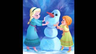 【Frozen】 Of Course I Wanna Build a Snowman 【Cover】