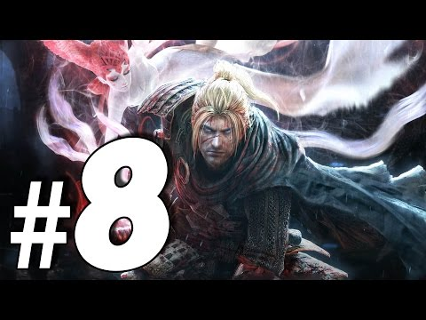 Let's Play Nioh (#8) - Bonfire of the Insanities