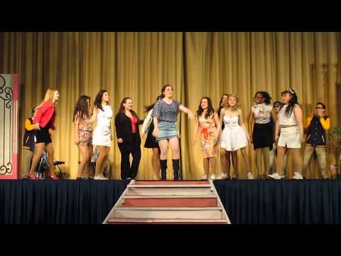 "Villa Drama's ""Bend and Snap"" from Legally Blonde the Musical"