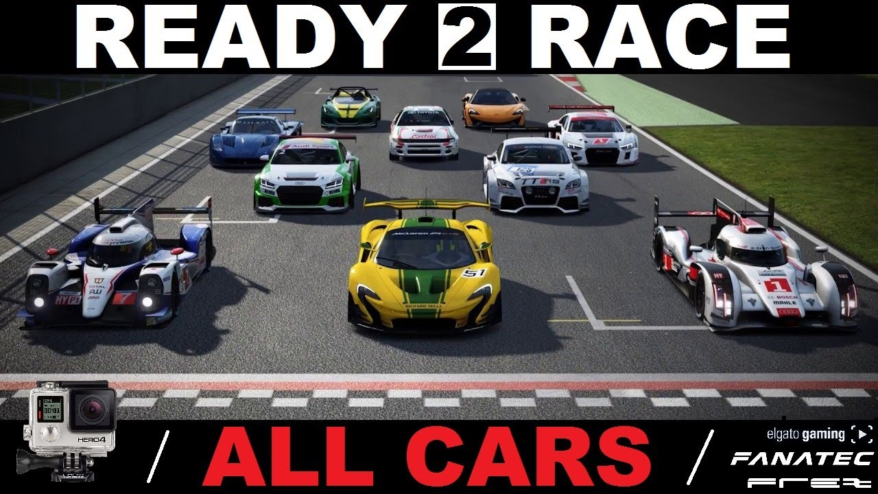Assetto Corsa Ready To Race All Cars Youtube