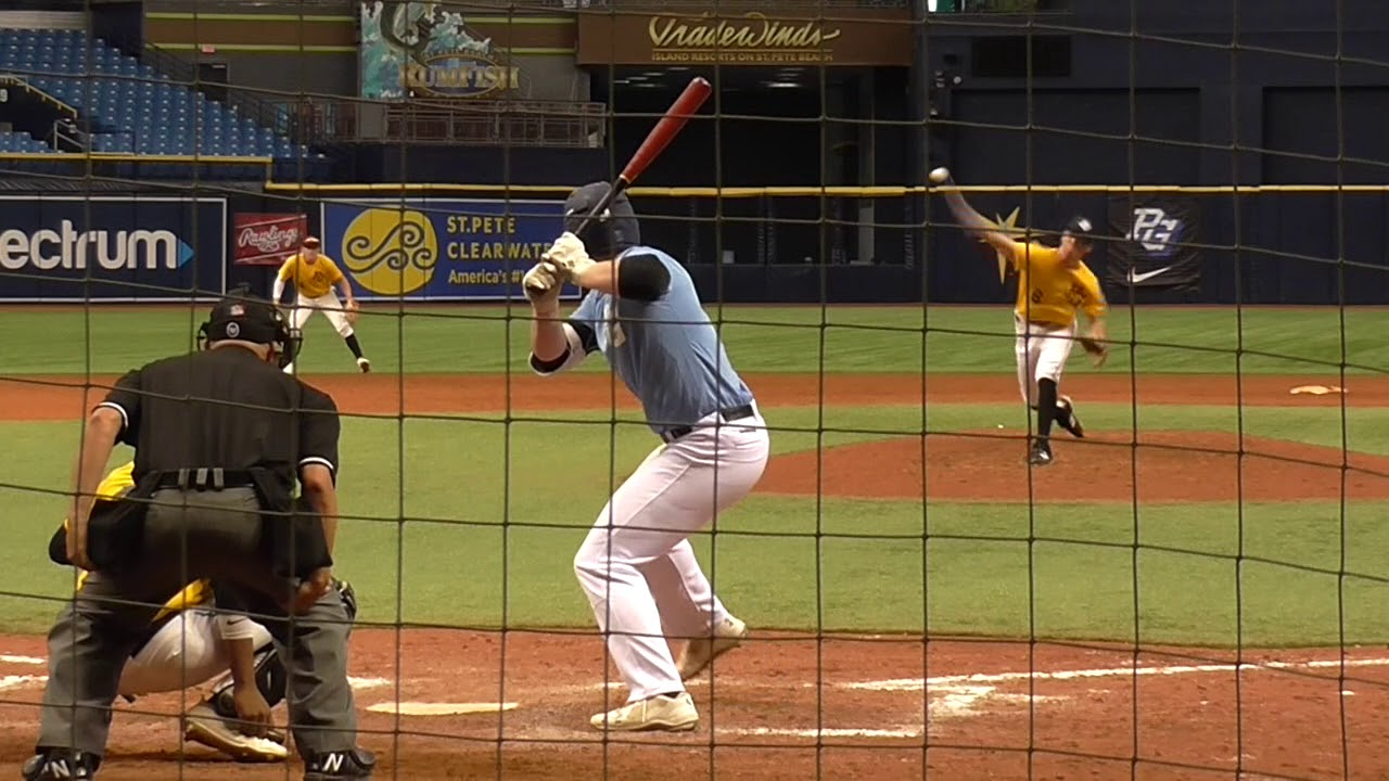 Bryce Osmond (6-14-2018) at the Perfect Game National Showcase (Tampa, FL)