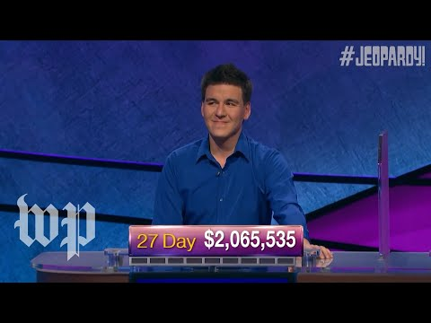 Lulu - Jeopardy Champ James Holzhauer's 32-Game Winning Streak Came To An End