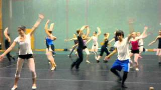 Burklyn Ballet summer intensive