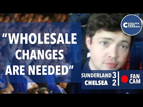"""WHOLESALE CHANGES ARE NEEDED"" 