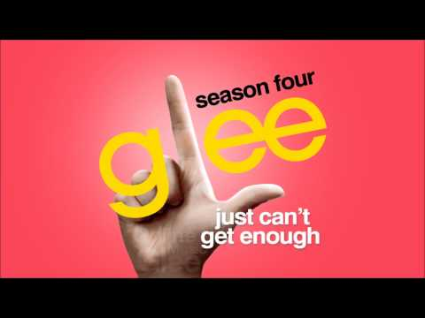 Just Can't Get Enough - Glee [HD Full Studio]