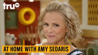 At Home with Amy Sedaris  How to Sharpen a Knife  truTV