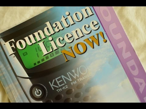Foundation Licence Module 1 - Introduction to the RSGB Foundation Licence Now Course