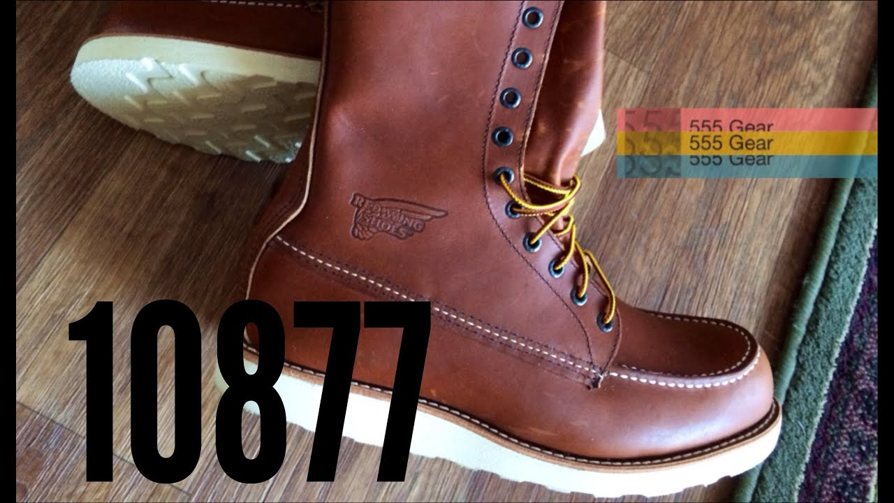 Review: Red Wing 10877 8