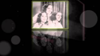 The Boswell Sisters - (We