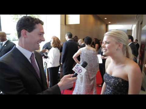 2013 Daytime Emmys  Kelli Goss