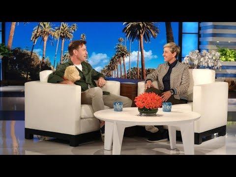 Ewan McGregor Carries Around His Own Winnie the Pooh