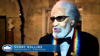 Kennedy Center Honors for Sonny Rollins