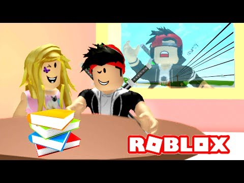 MY EX BOYFRIEND CAUGHT ME WITH HIS BROTHER! | Roblox Roleplay | Bully Series Episode 14