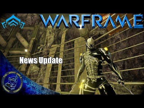 Warframe NEWS: Hotfix 15.14.1 | R5 Cores Special Alerts | Blade & Gun Challenge