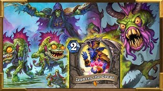 Hearthstone: Quest Shaman With Zephrys | The Best Control Deck Yet! Saviors Of Uldum New Decks