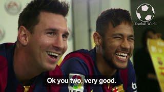 Download lagu Messi Suarez Neymar Best Funny Moments 2016 HD 1080p MP3