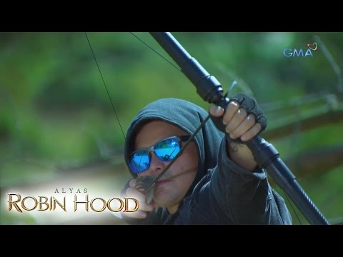 Alyas Robin Hood: Swabeng galawan