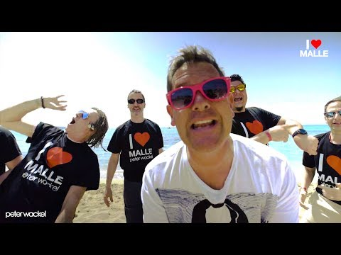I love Malle- Peter Wackel(offizielles Video) | I ❤️ MALLE