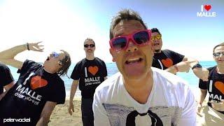 I love Malle  - Peter Wackel  (offizielles Video) | I ❤️ MALLE