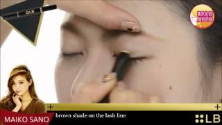 16 LB Glitter Duo Eye Crayon Thumbnail