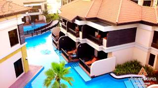 Anantara Dubai The Palm Resort & Spa Aerial Video