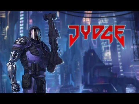 Jydge Gameplay - Dystopian Police Action / Judge Dredd Meets Syndicate