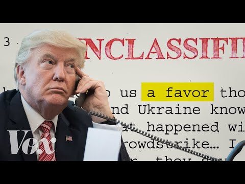 The phone call that could get Trump impeached
