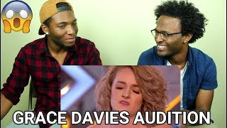 Grace Davies: A NEW STAR is Born In Britain! | The X Factor UK 2017 (REACTION)