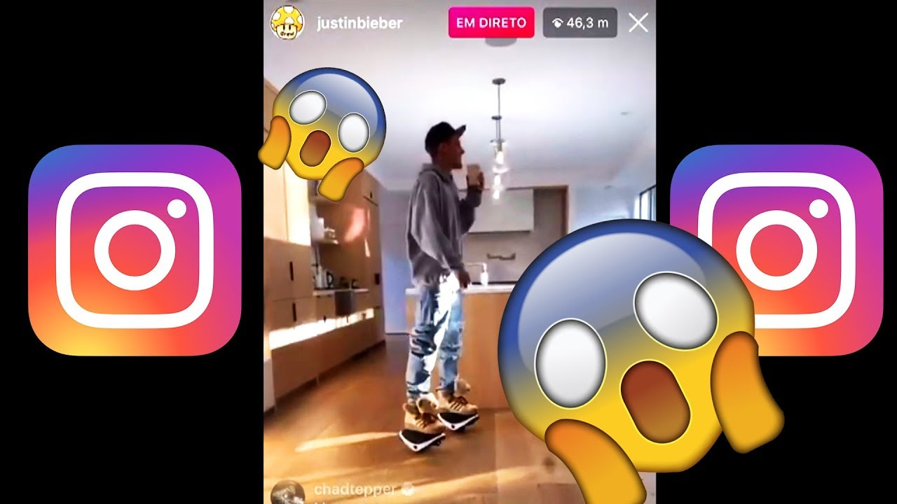 Justin Bieber SINGING 10,000Hours on IG LIVE