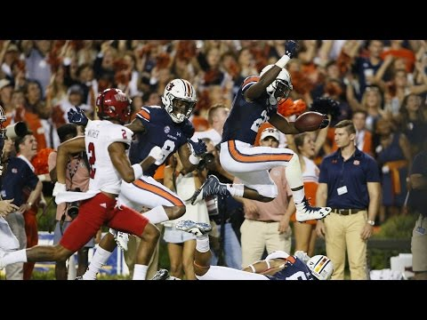 Auburn Fills Up Highlight Reel vs. Arkansas State | CampusInsiders