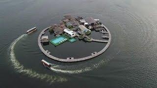 Pulau sampah Abidjan