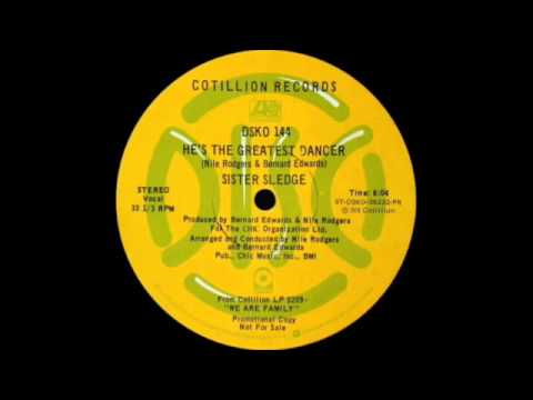 Sister Sledge - He's The Greatest Dancer (Cotillion Records 1978)