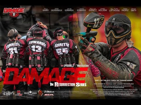 Resurrection Paintball Series with Damage (TBD) - Episode 2 - Motivation
