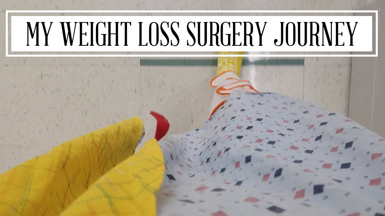 My Weight Loss Surgery Journey 6 Weeks Post Gastric Bypass Roux En