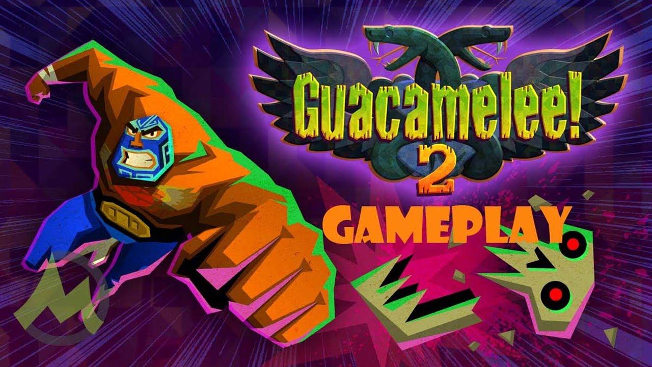 Guacamelee 2 Nsp Reddit