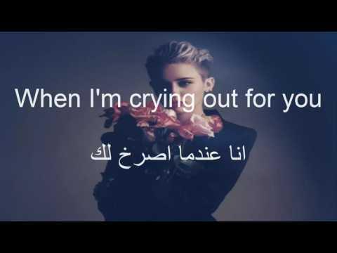 Miley Cyrus - Adore You مترجمة