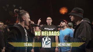 VERSUS GAZ: Talibal VS MC No Limit (BPM) | NO RELOADS