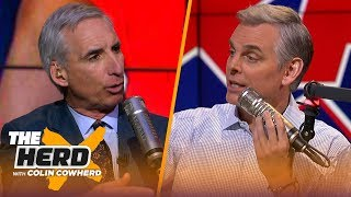 XFL Commissioner Oliver Luck joins Colin to talk the league
