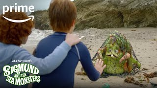Sigmund and the Sea Monsters - Clip: The First Encounter [HD]   Amazon Kids